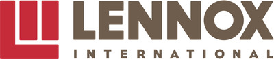 Lennox International Inc. corporate logo. (PRNewsFoto/Lennox International Inc.)