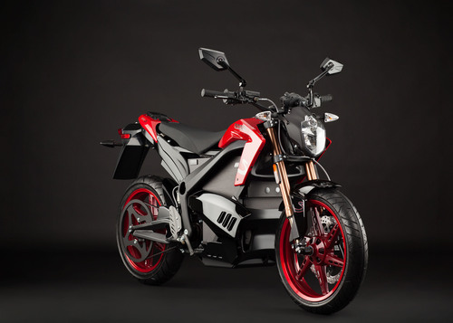 "Zero Motorcycles Delivers 2012 Model Line With Over 100 Miles Range, More Power and New ""Life of Motorcycle"" Power Pack.  (PRNewsFoto/Zero Motorcycles)"