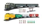 New Battery-Operated Train Sets From Bachmann Trains