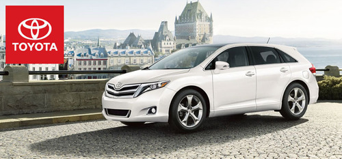 Test drive the all-new 2014 Toyota Venza at Toyota of River Oaks today.  (PRNewsFoto/Toyota of River Oaks)