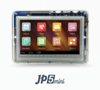 JPay Introduces the JP5mini, a Highly Customized Android