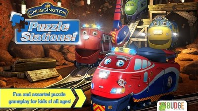 Chuggington(TM) (PRNewsFoto/Buge Studios)