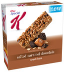 SPECIAL K SALTED CARAMEL CHOCOLATE CHEWY SNACK BARS