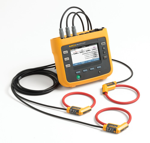 The Fluke 1730 breaks new ground by enabling a broader category of multi-disciplinary maintenance professionals  ...