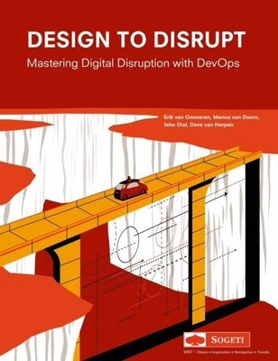 """Mastering Digital Disruption with DevOps"" is the final report in a series of four on Disruption from global IT consultancy Sogeti's trend lab VINT. It defines the current disruption era where innovation and agile working methods rule, and sketches out what incumbents need to do in order to master this change."