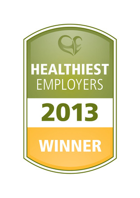 Interactive Health awarded Illinois' Healthiest Employer by Crain's Chicago Business. (PRNewsFoto/Interactive Health) (PRNewsFoto/INTERACTIVE HEALTH)