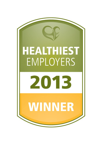 Interactive Health awarded Illinois' Healthiest Employer by Crain's Chicago Business. (PRNewsFoto/Interactive Health) (PRNewsFoto/INTERACTIVE HEALTH)
