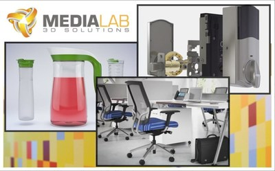 MediaLab 3D Solutions Wins 3 Telly Awards