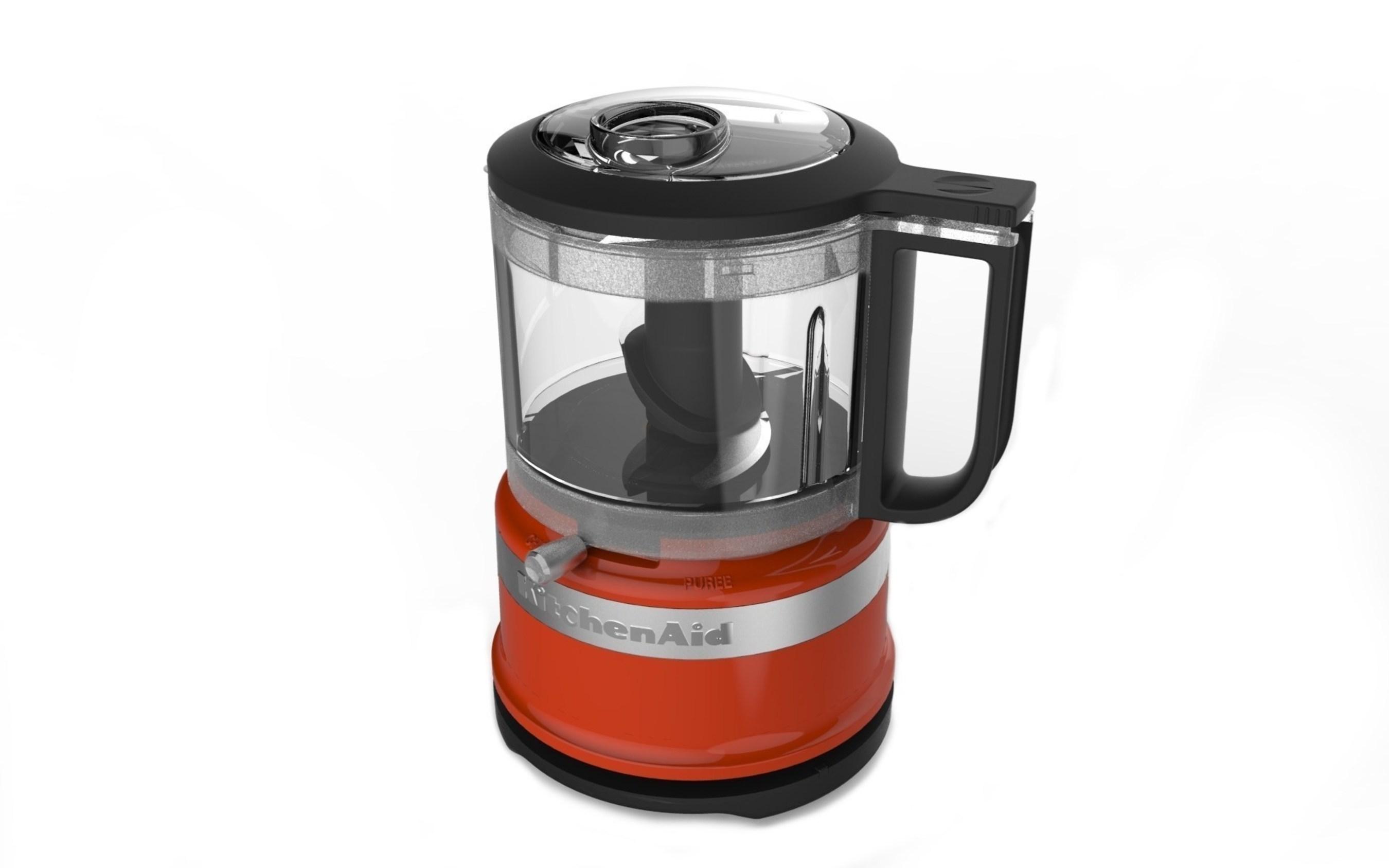 New KitchenAid® Mini Food Processor: A Compact Multi-Tasker