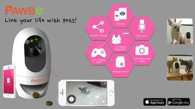 PAWBO link your life with pets!