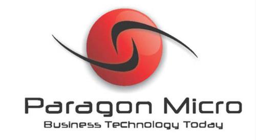 Paragon Micro, Inc. Logo.  (PRNewsFoto/Paragon Micro, Inc.)