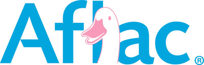Aflac Logo - This Duck Wears Pink