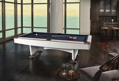 8 Brunswick Bristol Pool Table