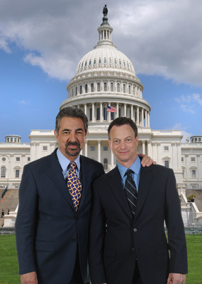 Joe Mantegna and Gary Sinise co-host the National Memorial Day Concert live from the West Lawn of the US Capitol Sunday, May 29 on PBS from 8 to 9:30 pm ET.