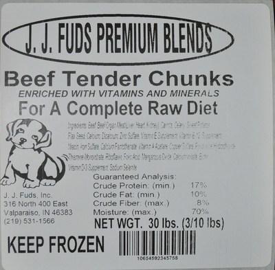 Beef 10 lb. case