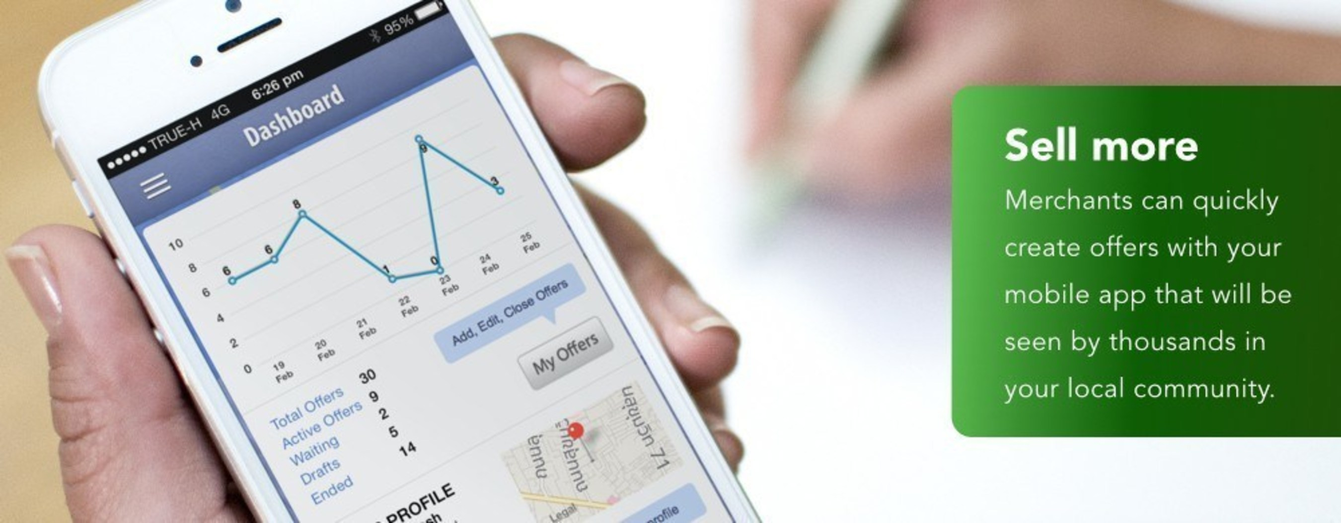 New Mobile App Helps Newspapers Build a Strong and Profitable Network of Local Merchants