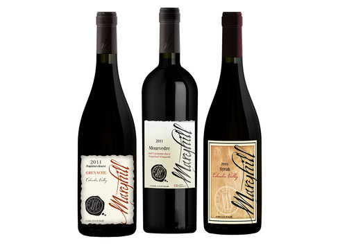 "In addition to ""Winery of the Year,"" three Maryhill wines - 2011 Mourvedre, 2011 Grenache, 2011 Syrah -  ..."
