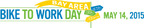 Bike to Work Day 2015 banner logo