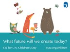 Six Seconds Partners with Crowdrise and Heartbeings to Promote Emotional Intelligence for UN Universal Children's Day