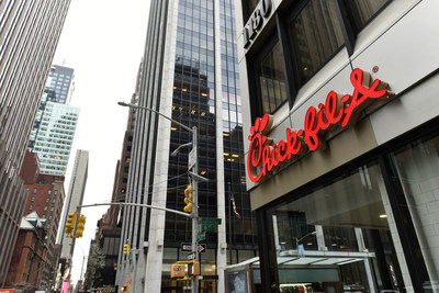 Chick-fil-A at 46th and 6th