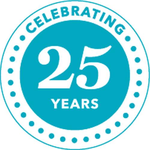 Perritt Seal Celebrating 25 Years.  (PRNewsFoto/Perritt Capital Management)