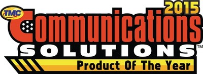 Toshiba's Hybrid Cloud and On-premise VoIP Networking Solution Wins 2015 Communications Solutions Product of the Year Award