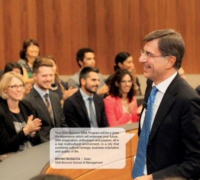 SDA Bocconi 1-Year Full-Time MBA, for People Who Just Won't Stop