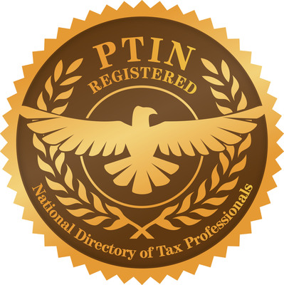 "PTINdirectory.com is the first online searchable database of over 700,000 federally PTIN registered tax preparers.  Find a ""licensed"" tax professional by criteria including language, location, credentials,  services and industries. www.ptindirectory.com.  (PRNewsFoto/The National Directory of Registered Tax Return Preparers and Professionals Ltd.)"