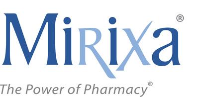 Mirixa Corporation logo. (PRNewsFoto/Mirixa Corporation) (PRNewsFoto/) (PRNewsFoto/)