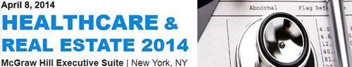 HEALTHCARE & REAL ESTATE 2014 will bring together the leading national and Tri-State healthcare real estate executives, healthcare providers and industry service providers for a full-day market intelligence and networking program. 400+ are expected to ...