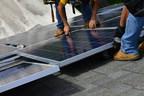 PosiGen Solar Installation.