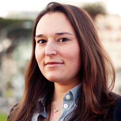 Jilliene Helman, Realty Mogul CEO.  (PRNewsFoto/Realty Mogul)