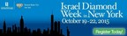 Invitation to Israel Diamond Week in New York - October, 2015