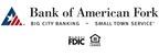 Bank of American Fork (PRNewsFoto/People's Utah Bancorp)