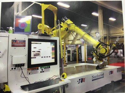 Granite America Hosts Grand Opening Featuring First Stone Fabrication Robotic CNC Machine in Louisville, KY