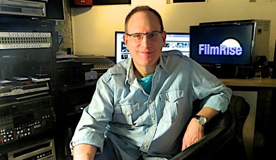 FilmRise CEO, Danny Fisher