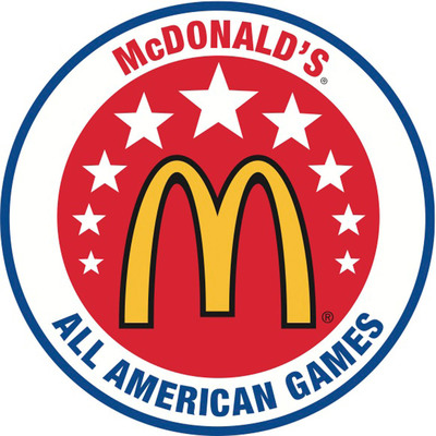 McDonald's Announces Player Nominations, Ticket Sales For 2012 McDonald's All American High School Basketball Games.  (PRNewsFoto/McDonald's USA, LLC)