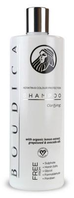 New Boudica Clarifying Shampoo - Sulfate Free, Certified Vegan