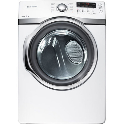 Samsung DV405 Electric Dryer.  (PRNewsFoto/10rate)