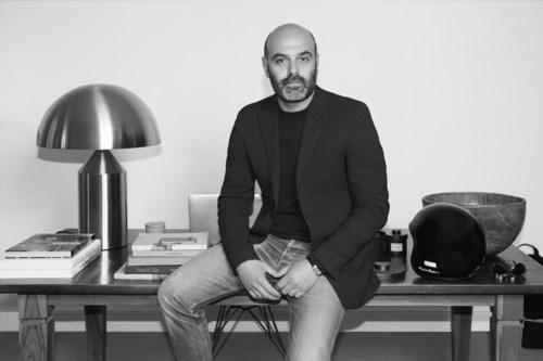 Sebastien Fabre, Chief Executive of Vestiaire Collective (PRNewsFoto/Vestiaire Collective) (PRNewsFoto/Vestiaire Collective)