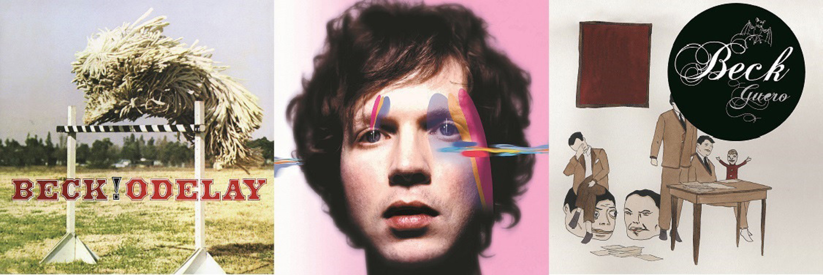 This fall, UMe will begin to reissue Beck's entire envelope-pushing DGC/Geffen/Interscope catalog on vinyl, beginning on October 28 with the trifecta of his 1996 GRAMMY(R) Award-winning single LP game-changer, 'Odelay,' 2002's beautiful, brokenhearted, 'Sea Change,' and 2005's tour de force, 'Guero.'