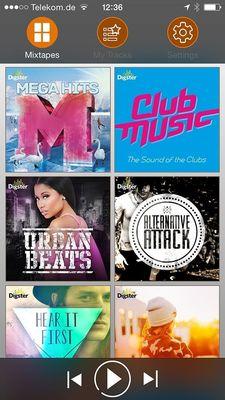 """Mondia Media Presented """"Mondia Mix"""" Streaming App in Partnership With Universal Music (PRNewsFoto/Mondia Media)"""