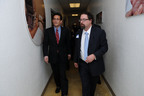 Dade Medical College Welcomed House Majority Leader Eric Cantor to its Miami Campus