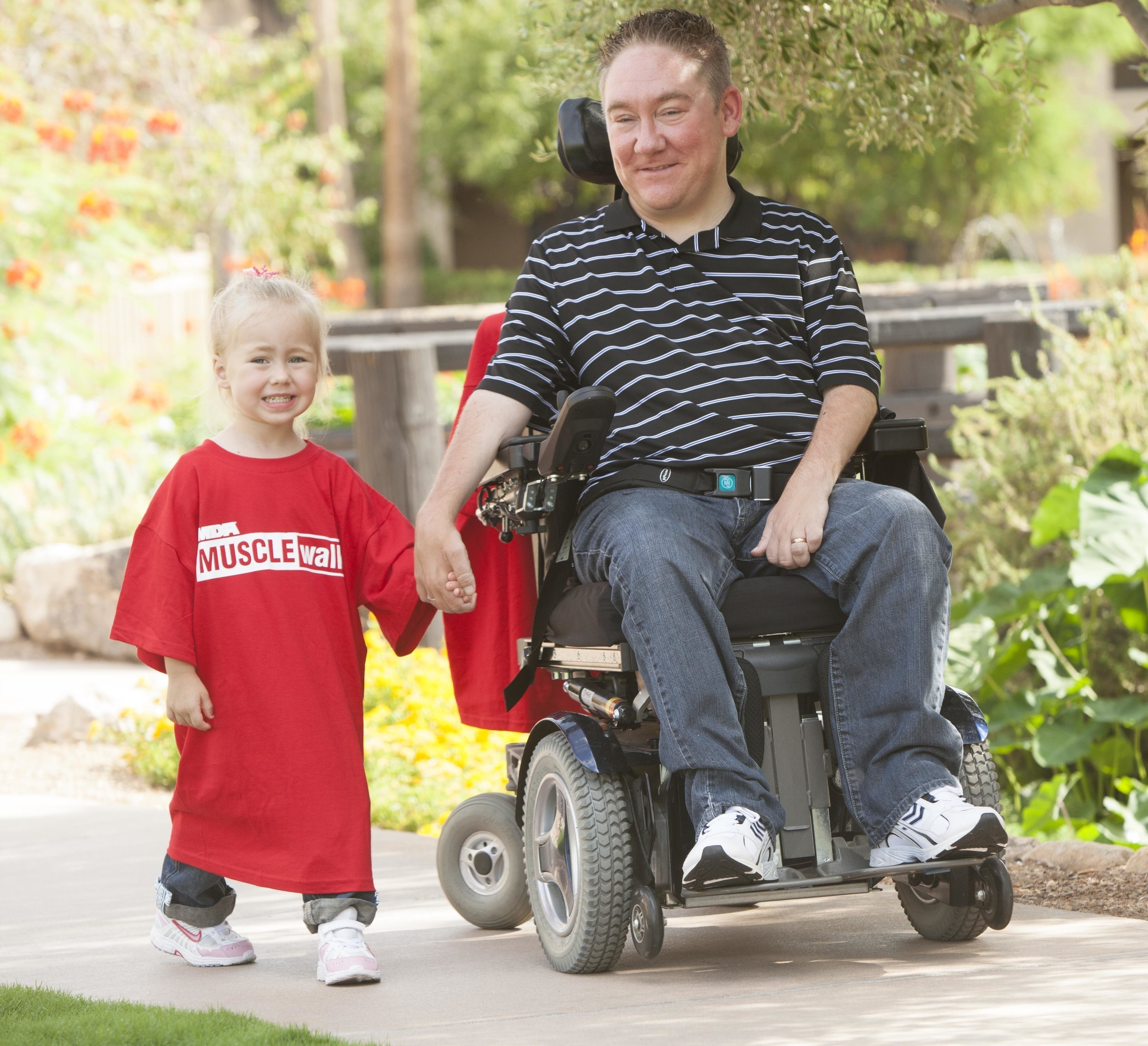 MDA Muscle Walk is the largest, most inspiring event of its kind, bringing communities together - donors, families, partners, sponsors and volunteers - to fight back against muscle disease.