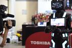 "Toshiba ""TabletMan"" in Singapore!.  (PRNewsFoto/Toshiba)"