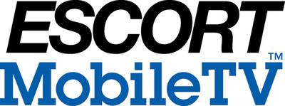 ESCORT MobileTV Logo.  (PRNewsFoto/ESCORT Inc.)