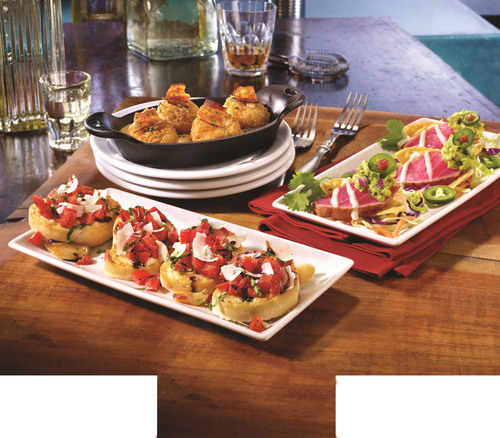 TGI Fridays(SM) Unveils New Taste & Share Menu