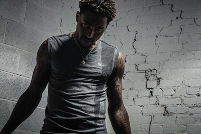 """BRANDBLACK Announces NFL Pro-Bowler DeSean Jackson As the """"Face of Training"""" for Apparel and Footwear 2016"""