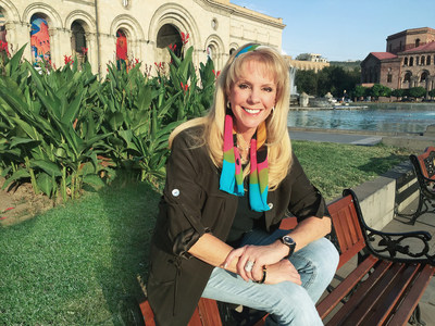 Host Laura McKenzie takes viewers on a once in a lifetime journey through Armenia during a one-hour TV special.