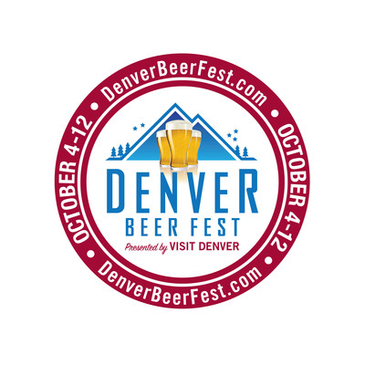 VISIT DENVER presents Denver Beer Fest: a citywide celebration of all things beer, October 4-12.  (PRNewsFoto/VISIT DENVER, The Convention & Visitors Bureau)